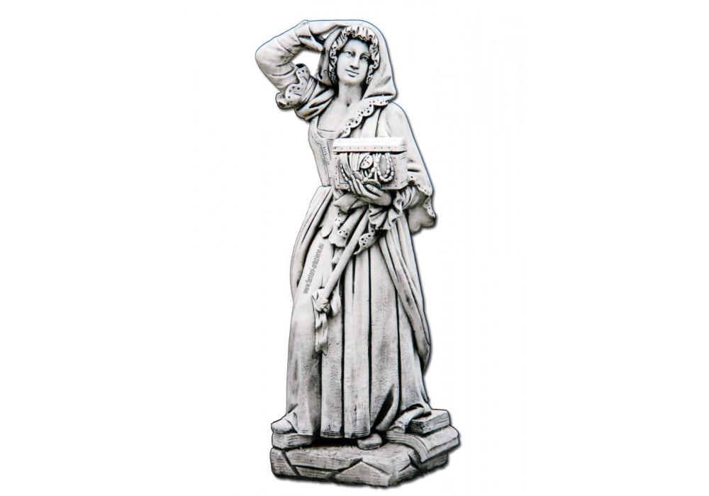 Statueta Zeita Abundentei